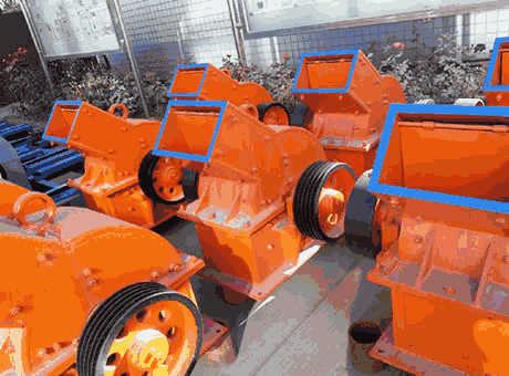 Performance Of The Roll Crusher And Hammer Crusher