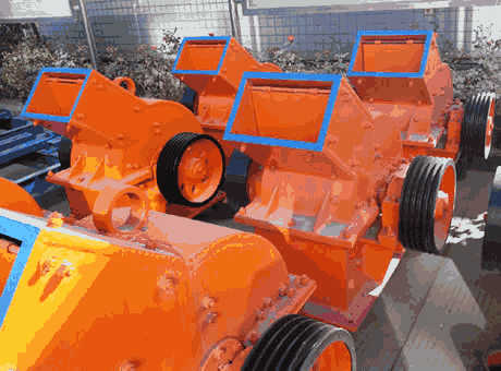 Working Principle Of Hammer CrusherHammer Crusher