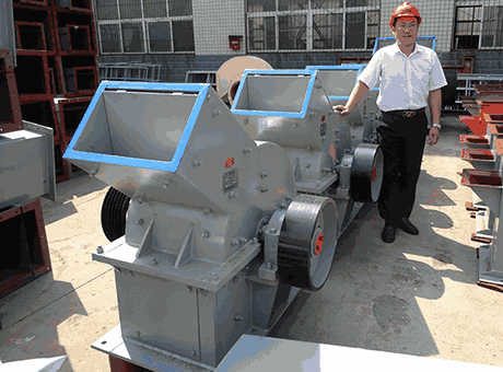 Working Principle Of Hammer Mill Crusher