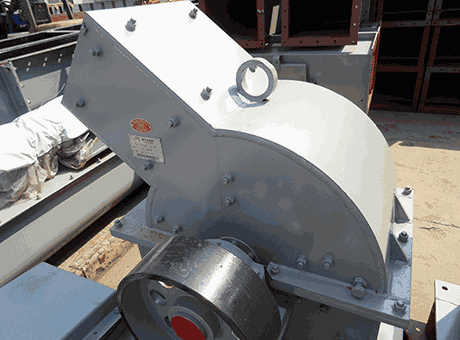 FH Series Fixed Crusher Mustang Hammer