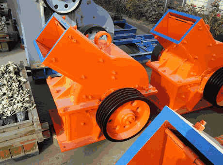 DSMAC PCH SERIES RING HAMMER CRUSHER Stone