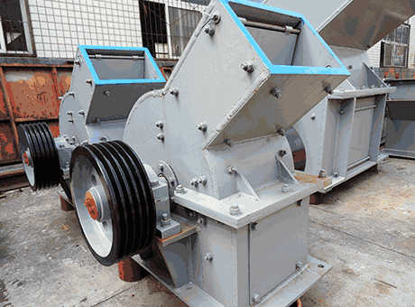 Hammer Mill Operating Principle
