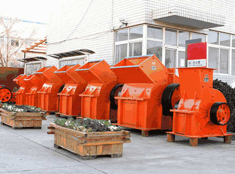 Spare Parts For Hammer Crusher India