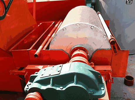 Magnetic Separators Wet Drum WPE Process Equipment