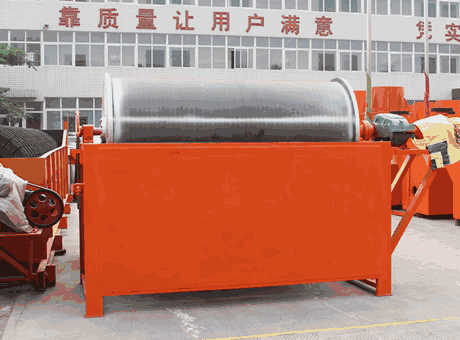 SWECO DC Classifier Separators