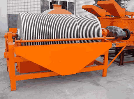 Magnetic Separation Equipment Mineral Technologies