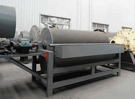 Wet Drum Magnetic Separator Longi