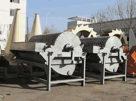 Drum Type Magnetic Separator Saideep