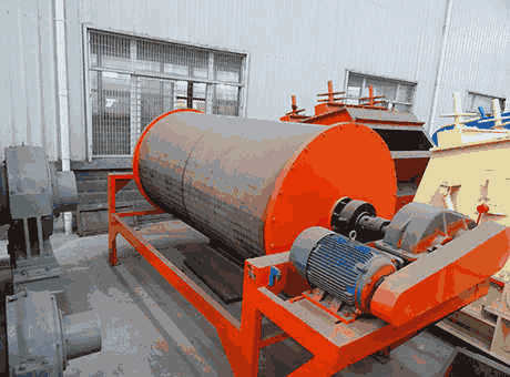 Dry Powder Magnetic Separator Huate