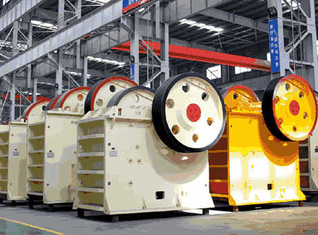 Jaw Crusher Maintenance Manual Aggregate