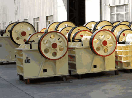 Fg00110jaw Crusher