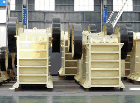 Jaw Crusher Working Principle