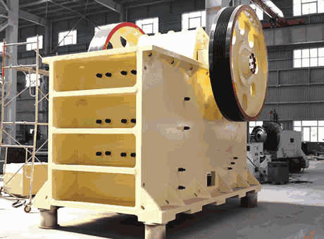 Machine Granite Jaw Crusher From South Korea