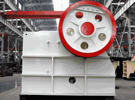 Jaw Crusher Missioning Checklist