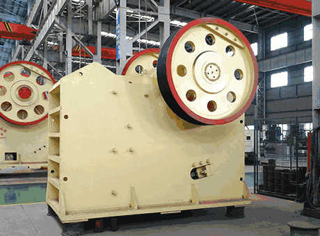 Used Jaw Crusher Capacity 100tph