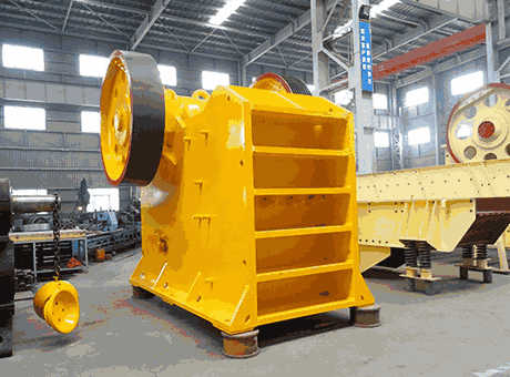 How Is Made A Small Jaw Rock Crusher