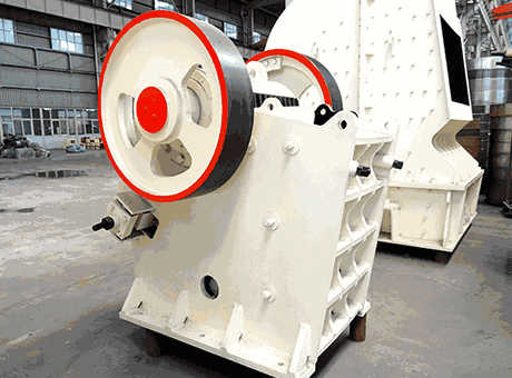 Different Types Of Crushers Machine Of Primarysecondary