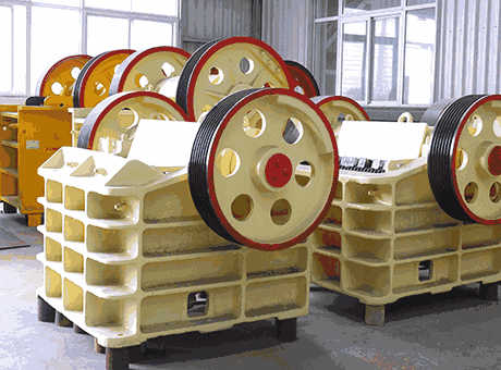 Jaw Crusher Manual