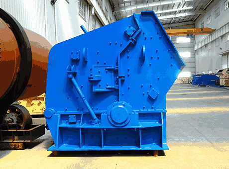 CRUSHER Roc Impact And Equipment For Mines And Quarries