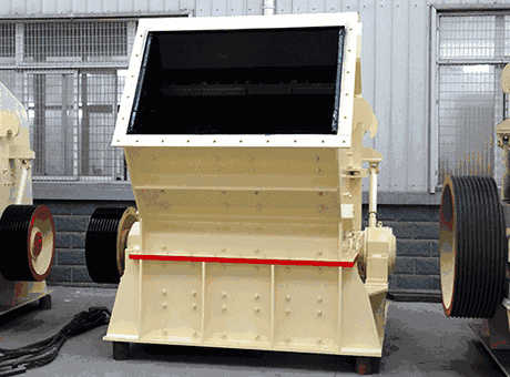 Checklist Coal Impact Crusher