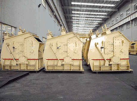 Secondary Impact Crushers Stone Granite Crushing