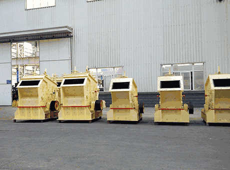 Used Impact Crusher For Sale KpiJci Equipment More