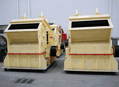 Terex Canica VSI VERTICAL SHAFT IMPACT CRUSHERS