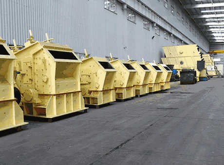 CRD High Impact Crusher Backing Creighton Rock Drill Ltd