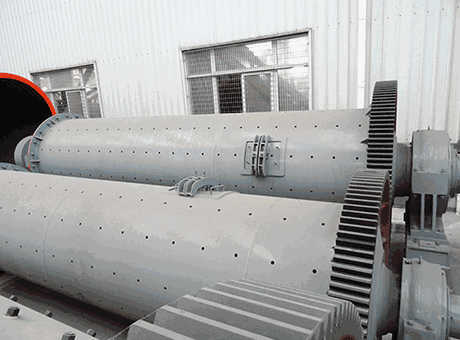 Ball Mill Is Used