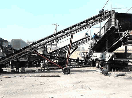 Used Aggregate Conveyors For Sale Mccloskey Equipment