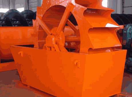 Heavy Duty Washing Equipment For Aggregate And Gold