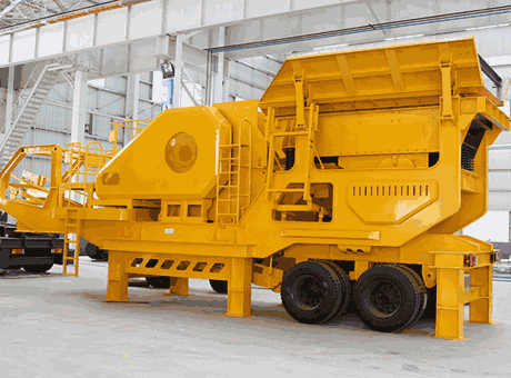 Mobile Stone Crushing Plant In India