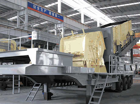 Vanadium Processing Crusher
