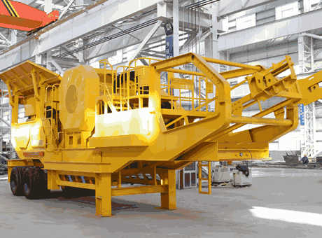 Iron Ore Crusher Machine