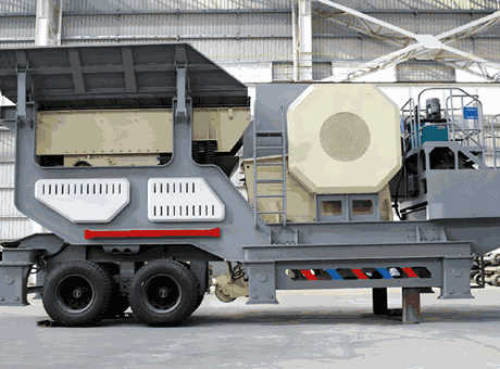 Mobile VSI Crusher For Sale