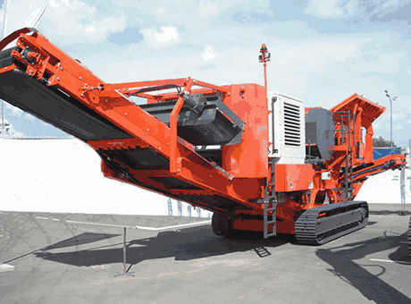 PARKER Crusher Aggregate Equipment For Sale 11