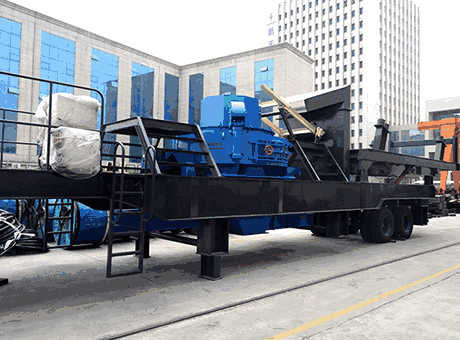 Mobile Stone Crusher In India Portable Crushing Machine