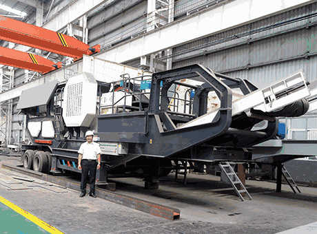 Voltas Mobile Crusher Plant