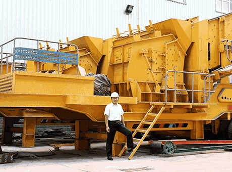 Vanadium Ore Roller Crusher