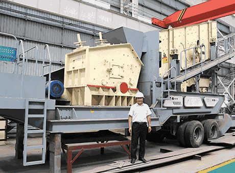 Iron Ore Mobile Crusher Voltas