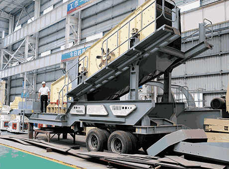 Mobile Crusher Plant From Usa