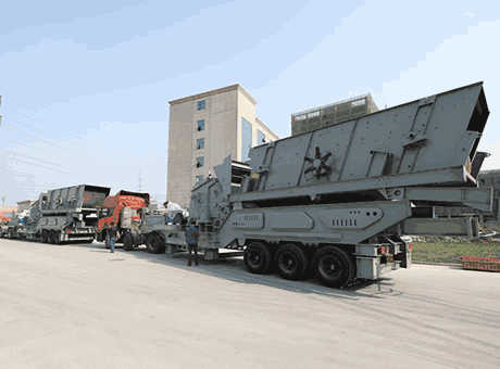 World Class Manufacturer Of Portable Rock Crushing Equipment