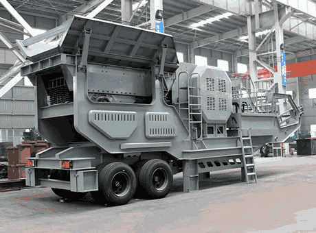 Nickel Ore Primary Mobile Crusher Henan Mining