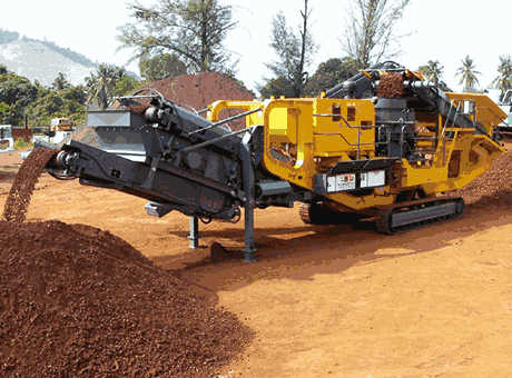 Rebel Crusher Mobile Jaw Crusher RR Equipment