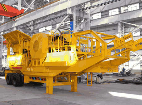 Voltas Mobile Crusher In India