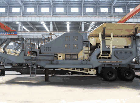 Of Voltas Crusher Plant In India Manual