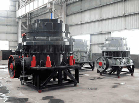 Cone Crusher Basics In 4 Minutes Sandvik Mining And