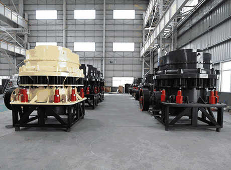 Pozzolanic Hydraulic Cone Crusher Tph Manual