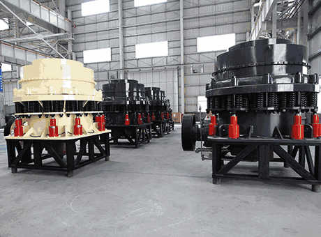 Closed Cone Crushers For Sale B C