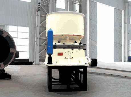 Pdf Manual Cone Crusher PysB